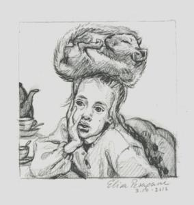 Elisa & the dormouse