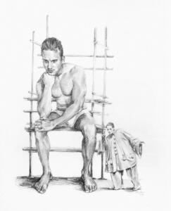 'The most amiable giant' (De beminnelijkste reus)
