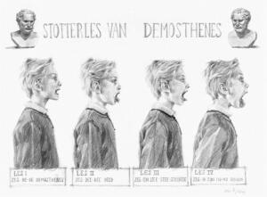 Stotterles van Demosthenes