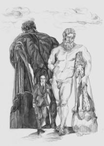 'Herakles' - Louis Couperus