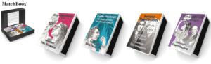 Elisa Pesapane Collection for MatchBoox