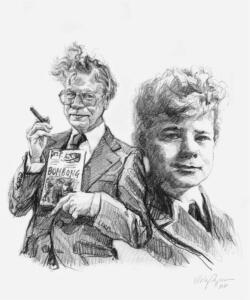 Double portrait Drs. P