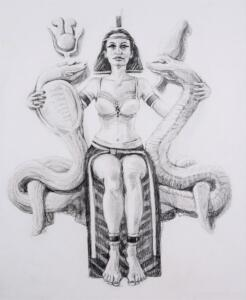Godess Isis