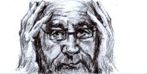 Portrait of Hans Dorrestijn