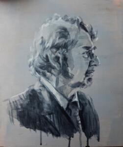 Portrait of Jean Pierre Rawie