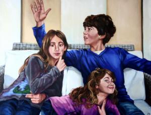 Giovannino, Carolina & Fernanda