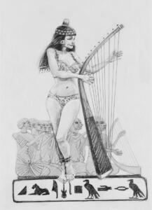 Cleopatra - Elisa Pesapane X Marlies Dekkers SS2021