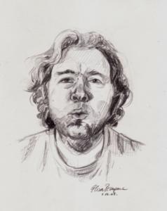 Portrait of Willem