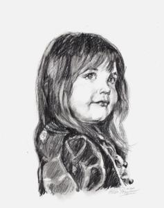Portrait of Josha,